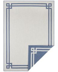 Bougari Kusový koberec Twin Supreme 104146 Blue/Cream 80x150