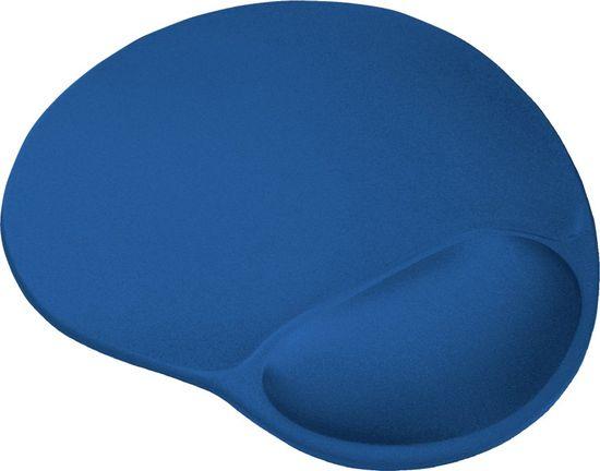 Trust podkładka pod mysz Bigfoot Gel Mouse Pad, niebieska (20426)