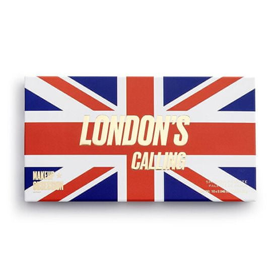 Makeup Obsession London´s Calling Obsession (Eye Shadow Palette) 13 g