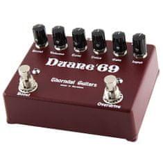 Thorndal Kytarový efekt , Duane 69 Effect pedal, kytarový efekt Overdrive/Boo