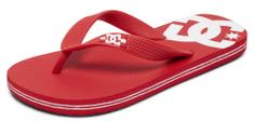DC chlapecké žabky Spray 33 červená