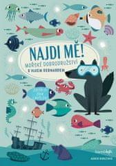 Agnese Baruzziová: Najdi mě! Mořské dobrodružství