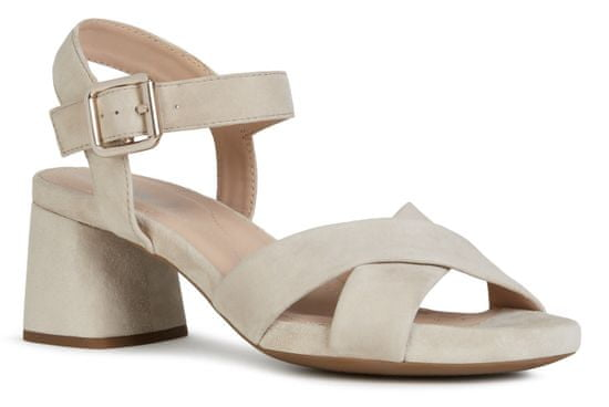 Geox ženski sandali sandale Genziana Mid D02HAB 00021