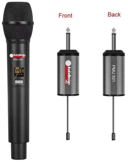 AudioDesign PMU 501