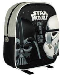 Cerda Dětský batoh Star Wars 3D LED světýlka