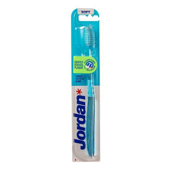 Jordan Target Teeth & Gums Zubní kartáček, měkká