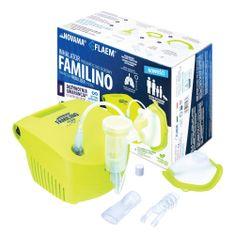 Novama FAMILINO by FLAEM pneumatický piestový inhalátor s nebulizérom
