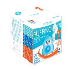 Vitammy PUFFINO pnevmatski batni inhalator za otroke
