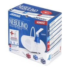 Novama NEBULINO Pnevmatični batni inhalator z nebulizatorjem