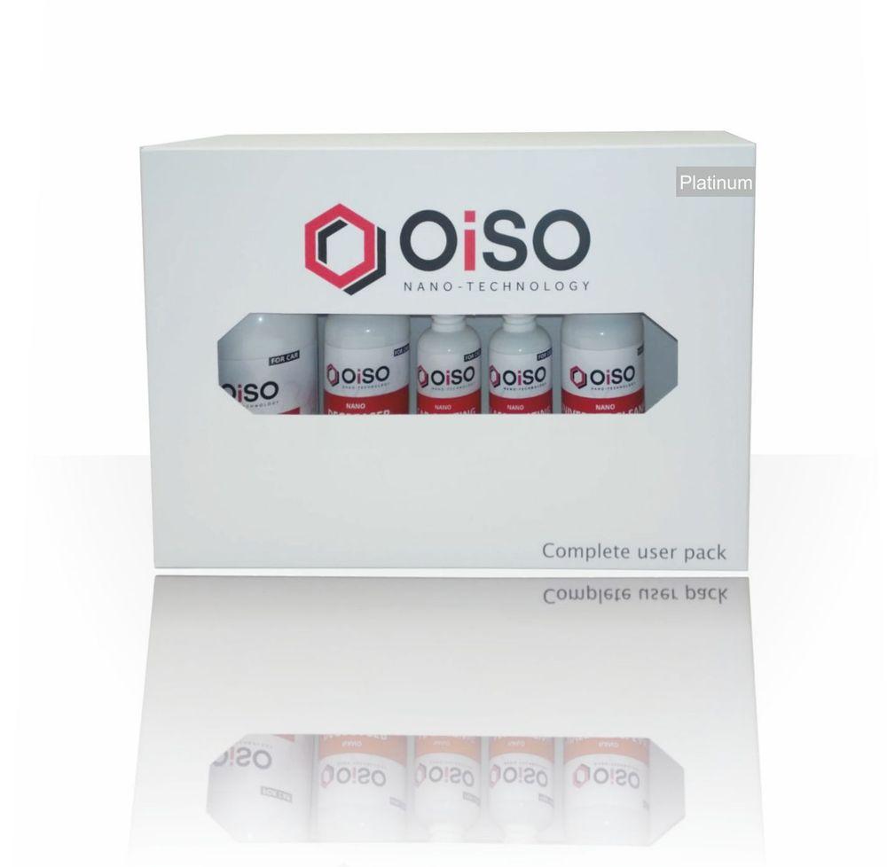 OiSO Sada nano ochrany Platinum