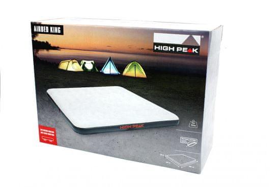 High Peak zračna postelja Air Bed King
