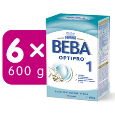 BEBA OPTIPRO 1 (6x600 g)