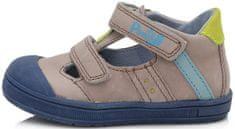 Ponte 20 fiú cipő PJ120-DA03-1-754A, 22, szürke