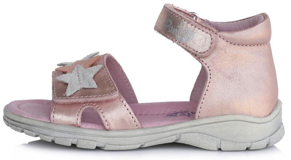 Ponte 20 dívčí obuv PS220-DA05-1-737 30 růžová