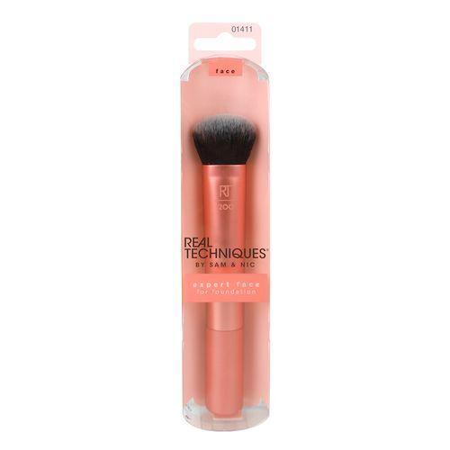 Real Techniques Kozmetična krtača za kremo in tekoči make-up (Expert Face Brush)