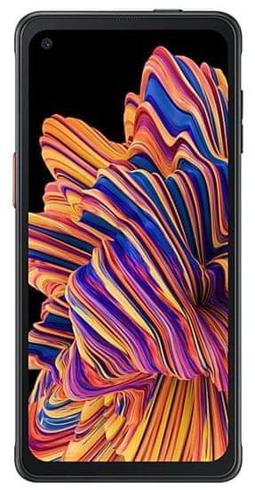 Samsung Galaxy XCover Pro (G715F) GSM telefon, črn