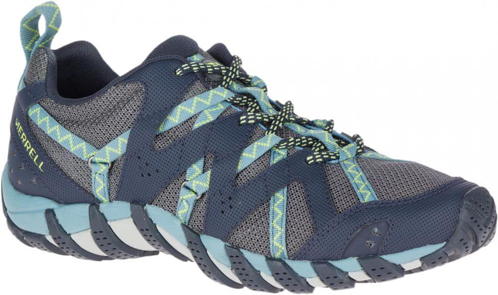 Merrell dámská turistická obuv Waterpro Maipo 2 (J19924) 40 modrá