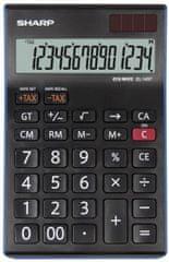 Sharp kalkulator EL145TBL