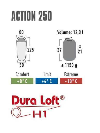High Peak Action 250 spalna vreča
