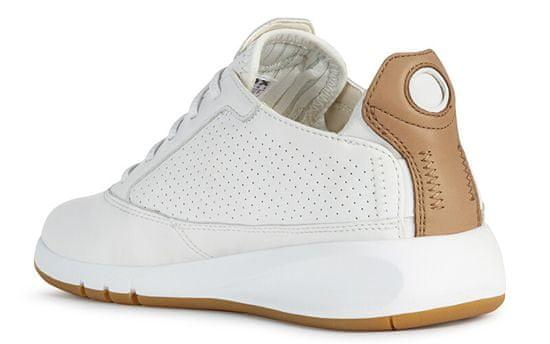 Geox Damskie tenisówki D Aerantis White D02HNA-00085-C1000