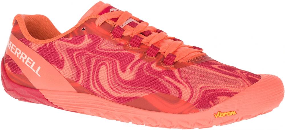Merrell dámská turistická obuv Vapor Glove 4 (J0663) 40 oranžová