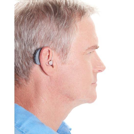 Lanaform Hearing Amplifier slušni aparat, siv - Odprta embalaža