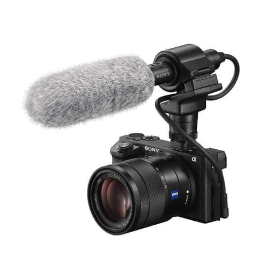 Sony fotoaparat z izmenljivim objektivom ILCE-6400 + SEL 18-135