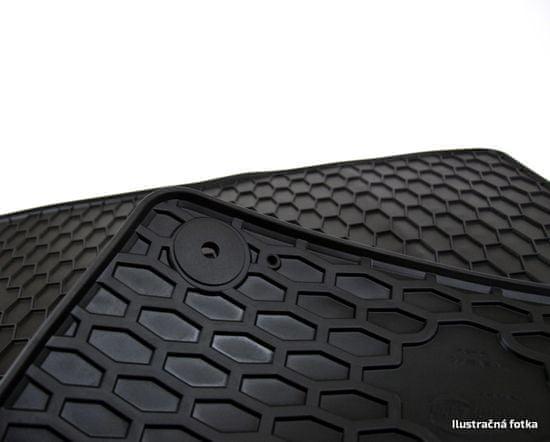 Gumárny Zubří Gumové koberce Volkswagen Passat B6/B7 2005-2014