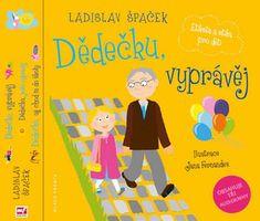 Ladislav Špaček: Dědečku, vyprávěj Etiketa a etika pro děti Komplet - 3 knihy + 3 CD