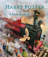 J. K. Rowlingová: Harry Potter a Kámen mudrců - ilustrované vydání