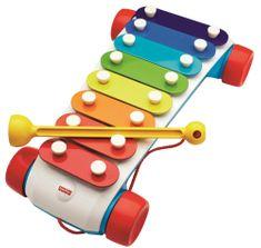Fisher-Price Vlečni ksilofon