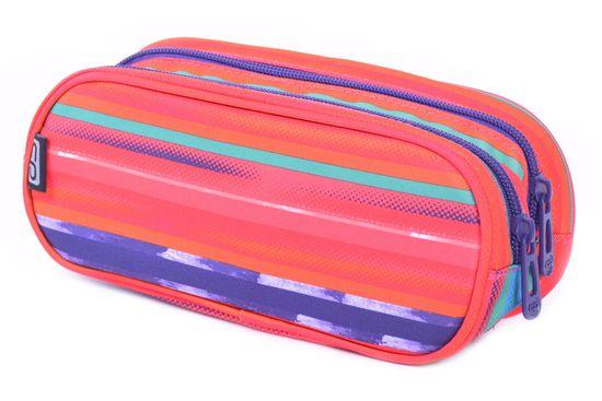 CoolPack Penál Stripes