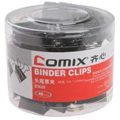 Comix Binder Clip 19mm