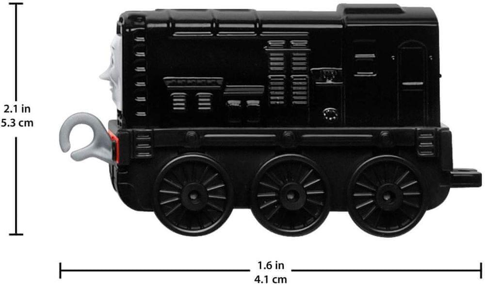 Fisher-Price Diesel a výbuch tunelu - Herní set