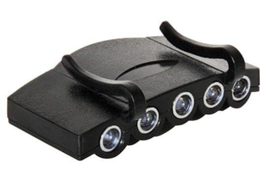 JSP LED lampa pre čiapky HARDCAP