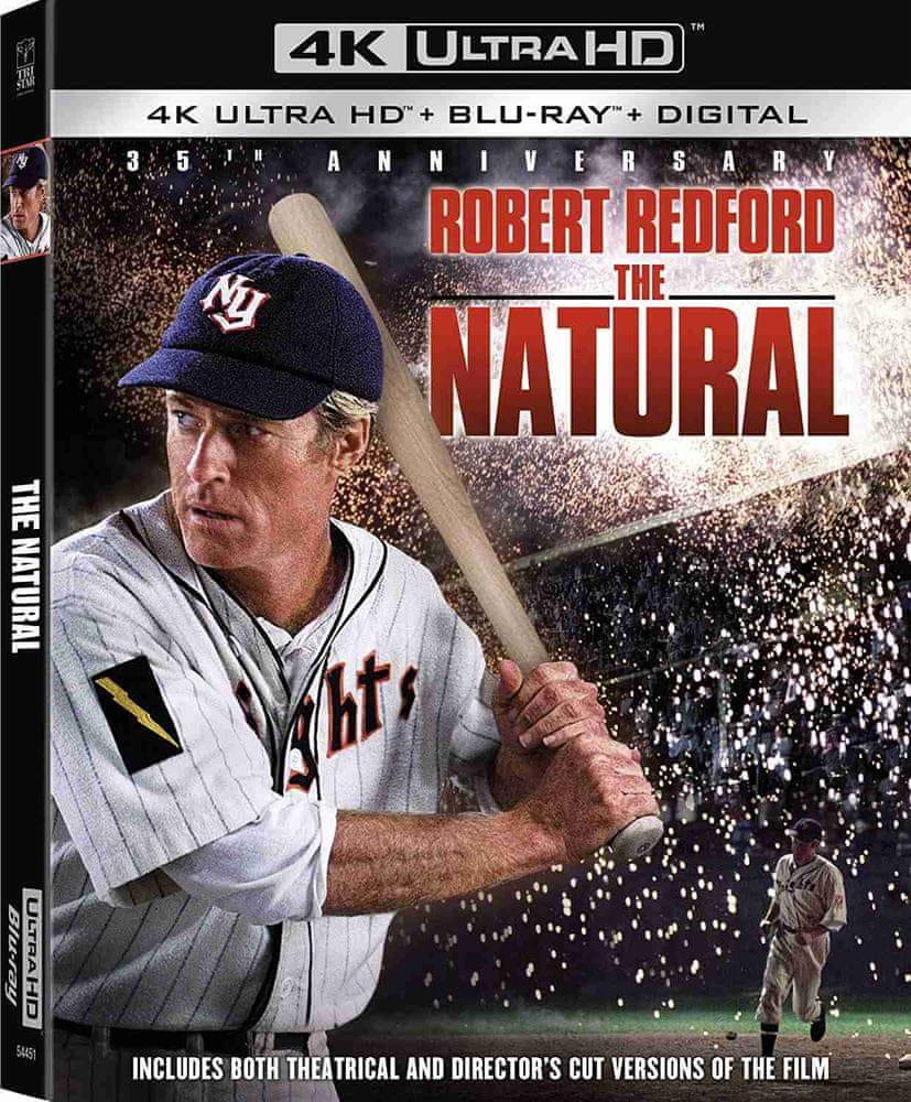 Přirozený talent (4K Ultra HD) - UHD Blu-ray (Režisérská verze)