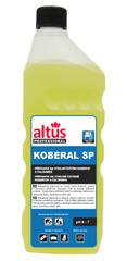 ALFACHEM ALTUS Professional KOBERAL SP na strojní čištění koberců a čalounění 1 l