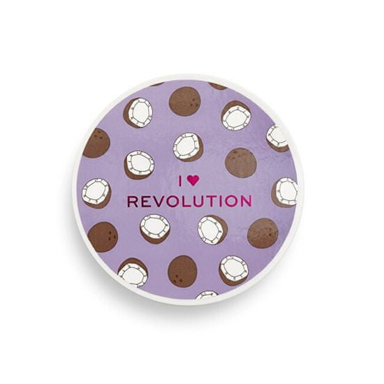 I Heart Revolution Sypký pudr Coconut (Loose Baking Powder) 22 g