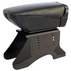 CarPoint Opěrka loketní se schránkou Tourist - černá