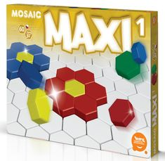 VISTA Mozaika Maxi, 60 ks