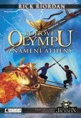 Rick Riordan: Bohové Olympu Znamení Athény