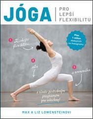 Max Lowenstein: Jóga pro lepší flexibilitu