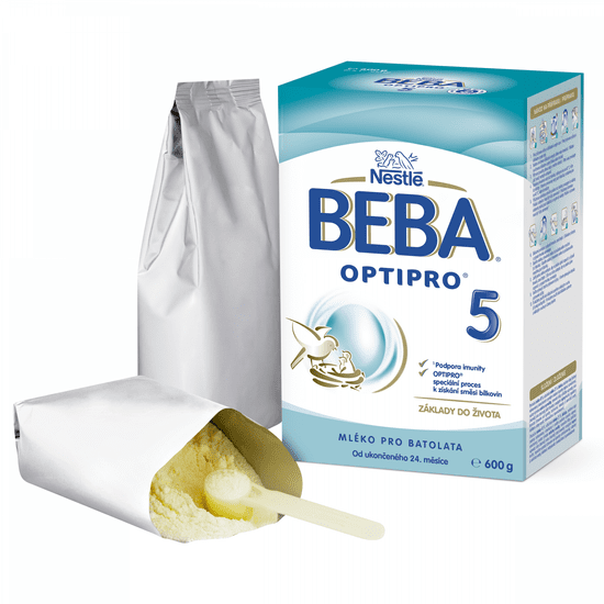 BEBA OPTIPRO 5 (6x600 g)