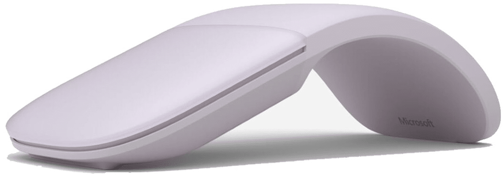 Microsoft Arc Mouse Bluetooth 4.0, Lilac (ELG-00019)