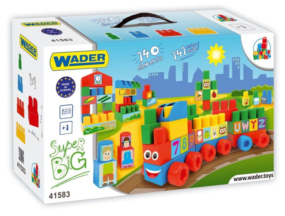 Wader Kostky Middle Blocks 140ks