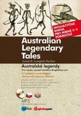 Anglictina.com: Australské legendy - Australian Legendary Tales