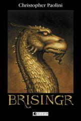 Christopher Paolini: Brisingr – měkká vazba