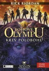 Rick Riordan: Bohové Olympu – Krev polobohů - 5. díl