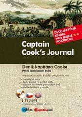 Anglictina.com: Deník kapitána Cooka