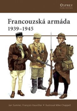 François Vauvillier, Jan Summer: Francouzská armáda - 1939-1945